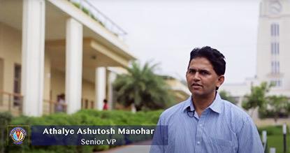 Atahalya Ashutosh Manohar