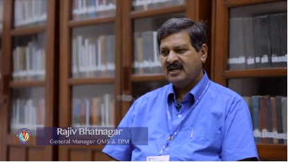 Rajiv Bhatnagar, alumnus of MBA Quality Management speaks about his WILP Experience