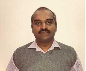 Prof. Chandra Shekhar RK