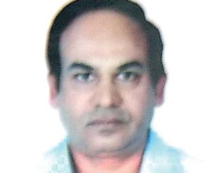 Prof M K Hamirwasia
