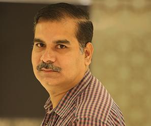Prof Sandip Deshmukh